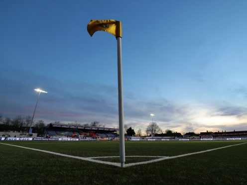 Sutton tasted victory for the second league game running (Andrew Matthews/PA)
