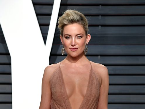 Actress Kate Hudson has revealed she is engaged to partner Danny Fujikawa after five years together (PA)