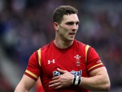 George North will remain with Welsh region the Ospreys until the next World Cup (David Davies/PA)