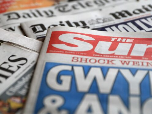 What the papers say – September 29 (PA)