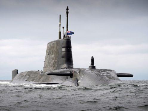 HMS Artful (MoD/PA)