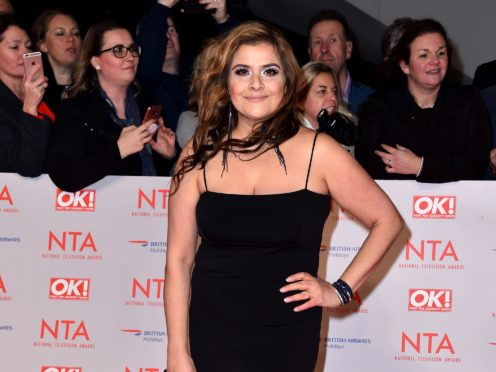EastEnders' Nina Wadia reveals her thoughts on getting glamorous for Strictly (Matt Crossick/PA)