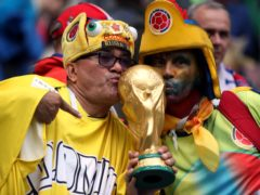 The majority of football fans support a biennial World Cup, according to a new survey commissioned by FIFA (Adam Davy/PA)