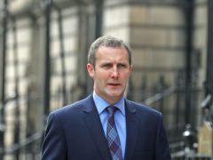 Net-Zero Secretary Michael Matheson (Andrew Milligan/PA)