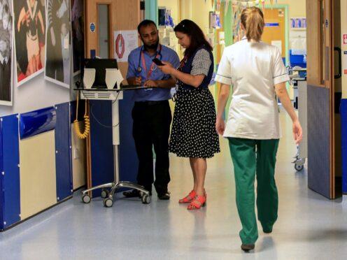 Hospital ward (PA)