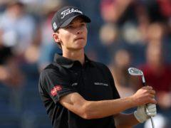 Denmark's Nicolai Hojgaard won the Italian Open on Sunday (David Davies/PA)