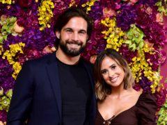 Love Island stars Camilla Thurlow and Jamie Jewitt have wed (Ian West/PA)