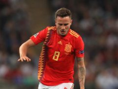 Saul Niguez was on Thomas Tuchel's radar for a long time before the Spain midfielder's Chelsea switch (Mike Egerton/PA)