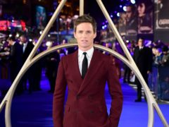 The third Fantastic Beasts film, which will see the return of Eddie Redmayne, has been given a new title and release date, studio Warner Bros announced (Ian West/PA)