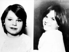Murdered Brighton schoolgirls Karen Hadaway, left, and Nicola Fellows (handout/PA)