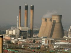 B and C power stations at Ineos Grangemouth (Andrew Milligan/PA)