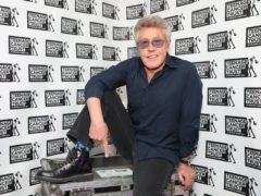 The Who star Roger Daltrey has announced a solo tour (Isabel Infantes/PA)