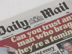 Daily Mail takeover plans given extension. (Jonathan Brady / PA)