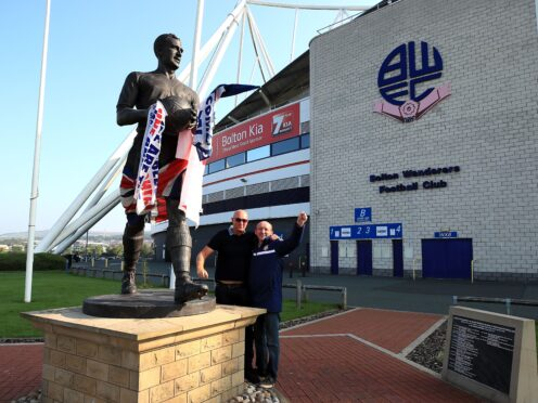 Bolton are cutting all ties with gambling companies (Peter Byrne/PA)