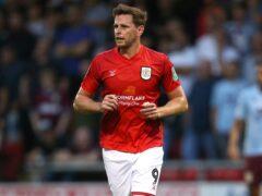 Chris Porter equalised for Crewe (Nigel French/PA)