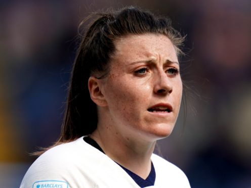 Lucy Quinn rejoined Birmingham in July after two years with Tottenham (John Walton/PA).