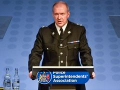 President of the Police Superintendents Association Paul Griffiths will announce that the body has withdrawn from the system that sets police pay (Jacob King/PA)