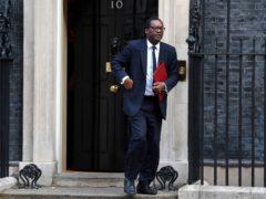 Business Secretary Kwasi Kwarteng said Britain has a 'diverse range of gas supply sources' (Victoria Jones/PA)