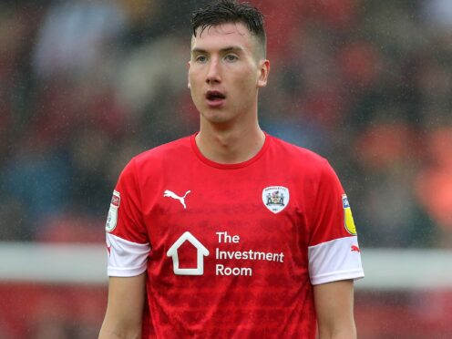 Barnsley defender Aapo Halme will play no part against Nottingham Forest (Richard Sellers/PA)