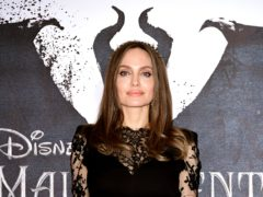 Angelina Jolie said she was 'honoured' to meet the gymnasts who gave evidence to US politicians about being sexually abused (Ian West/PA)