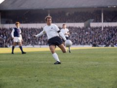 Jimmy Greaves had a glittering career (PA)