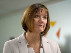 Lynne Owens, director-general of the National Crime Agency, is stepping down (David Mirzoeff/PA)