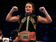 Katie Taylor is convinced she can continue to reign for a number of years (Richard Sellers/PA)