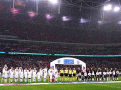 England will host a new annual four-nation tournament (John Walton/PA)