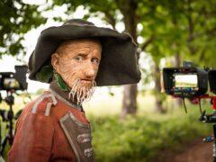 Mackenzie Crook as Worzel Gummidge (Matt Burlem/BBC/PA)
