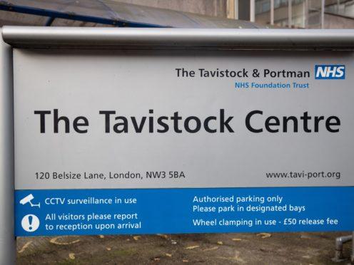 The Tavistock Centre, London (Aaron Chown/PA Wire)