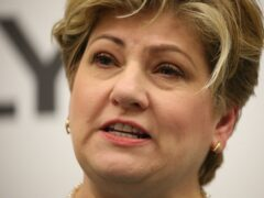 Emily Thornberry has warned that foreign forces trained in the UK could use their skills to commit human rights abuses (Jonathan Brady/PA)