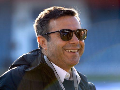 Leeds owner Andrea Radrizzani, pictured, appointed Marcelo Bielsa in 2018 (Daniel Hambury/PA)