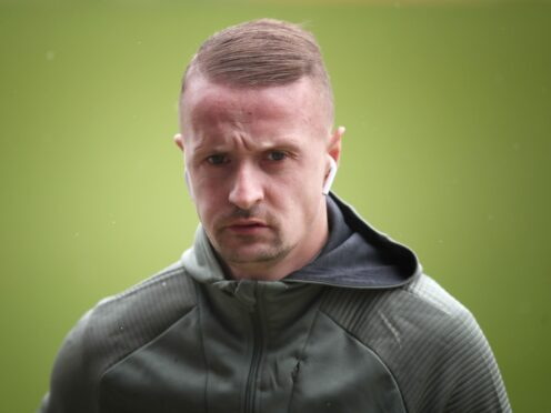 Leigh Griffiths has been charged by police (Jane Barlow/PA)