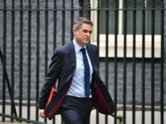 Gavin Williamson has been sacked from his role as Education Secretary (Dominic Lipinski/PA)