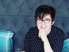 Lyra McKee was shot dead during the disorder (handout/PA)