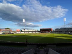 The final Test at Old Trafford has been cancelled (Jon Super/PA)