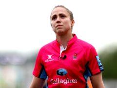 Sara Cox will make history this weekend (David Davies/PA)
