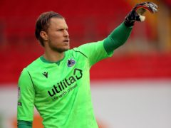 Bristol Rovers goalkeeper Anssi Jaakkola has been out with an Achilles injury (Nigel French/PA)