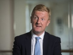 Culture Secretary Oliver Dowden said he 'hates' having to put up taxes, but defended the NI hike to pay for social care (Kirsty O'Connor/PA)
