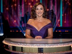 Shirley Ballas on Strictly Come Dancing (Guy Levy/BBC/PA)