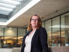 Professor Sarah Gilbert (John Cairns/University of Oxford/PA)