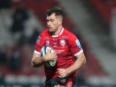 Gloucester centre Mark Atkinson has been called up by England (David Davies/PA)