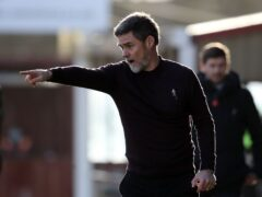 Motherwell manager Graham Alexander aims to show his team are no easy touch (Andrew Milligan/PA)