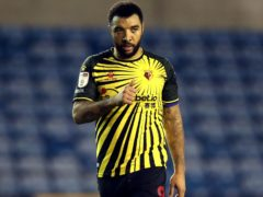 Troy Deeney left Watford at the end of August after 11 years at the club (Aaron Chown/PA)