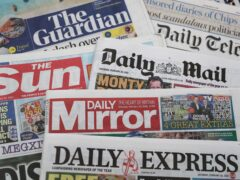 What the papers say – September 25 (PA)