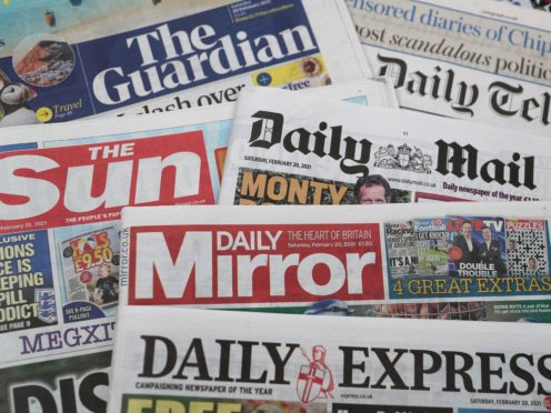 What the papers say – September 21 (PA)