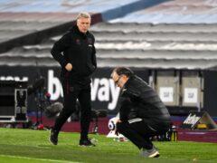 David Moyes and Marcelo Bielsa go head to head on Saturday (Andy Rain/PA)