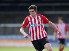 Ross Stewart scored a first-half brace for Sunderland (Zac Goodwin/PA)