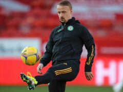 Leigh Griffiths could feature (PA)