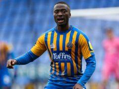 Daniel Udoh scored the winning goal (Barrington Coombs/PA)